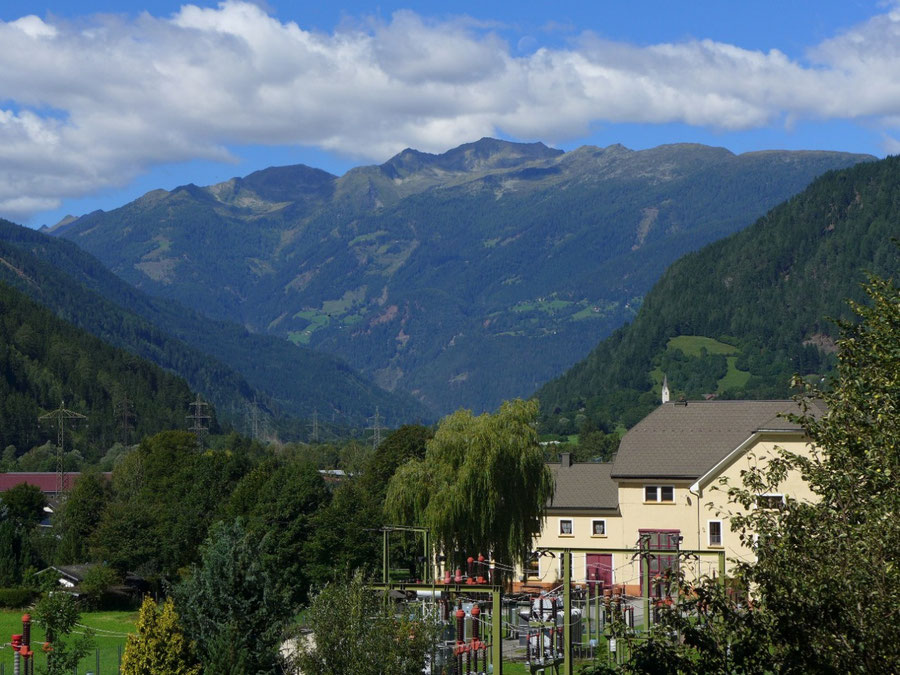 Groppensteinschlucht - Sadnig hinter Obervellach - Wanderung, Mölltal, Kärnten