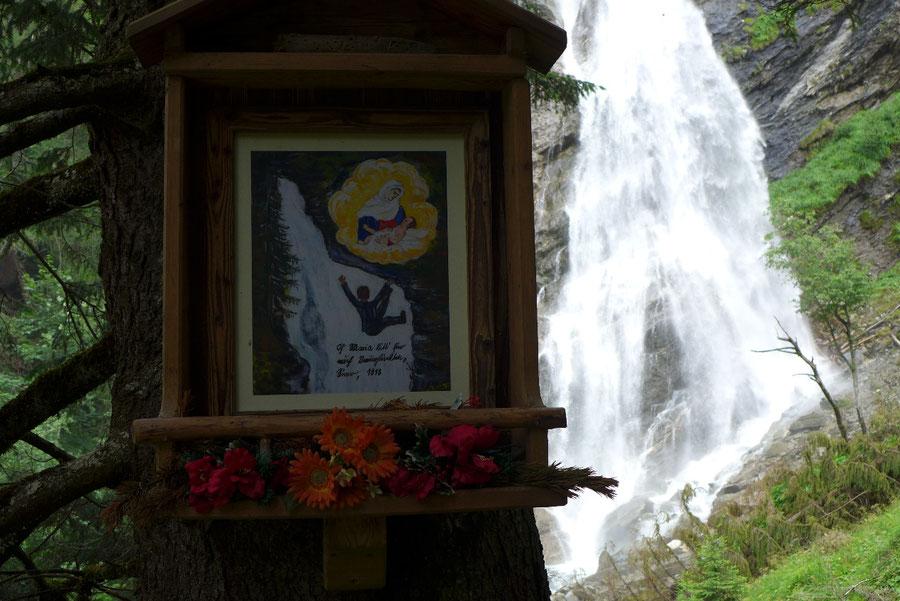 Albert-Biwak - Wanderung, Bergtour, Murtörl, Großarltal - Kreewasserfall