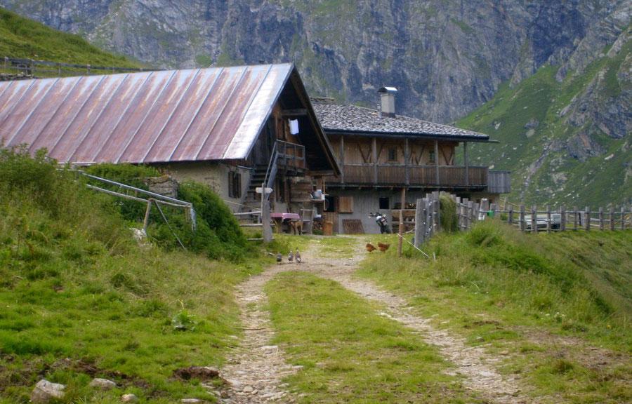 Pfunderer Höhenweg - Obere Engbergalm - Wanderung, Pfunderer Berge, Südtirol