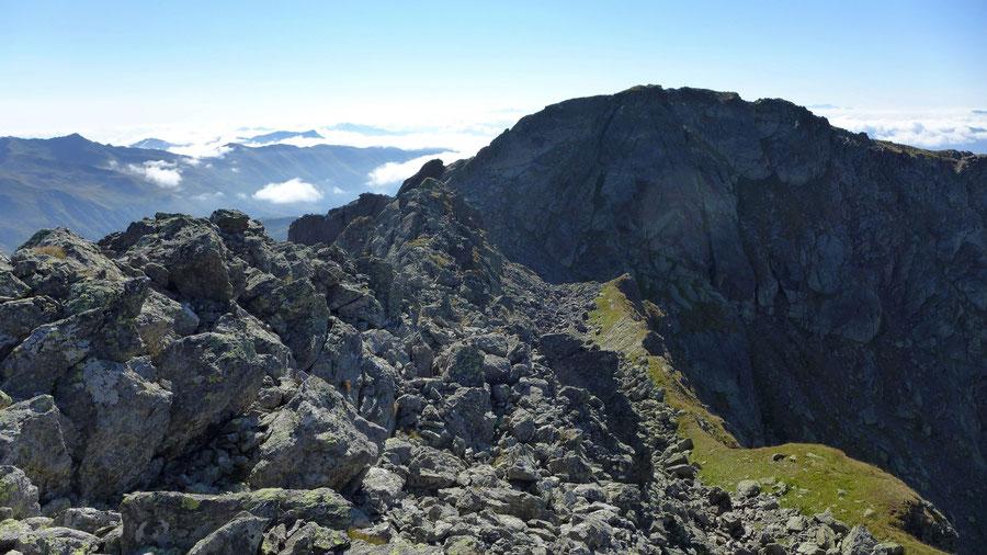 Rothorn - NW-Gipfel - Bergtour, Kreuzeckgruppe, Kärnten
