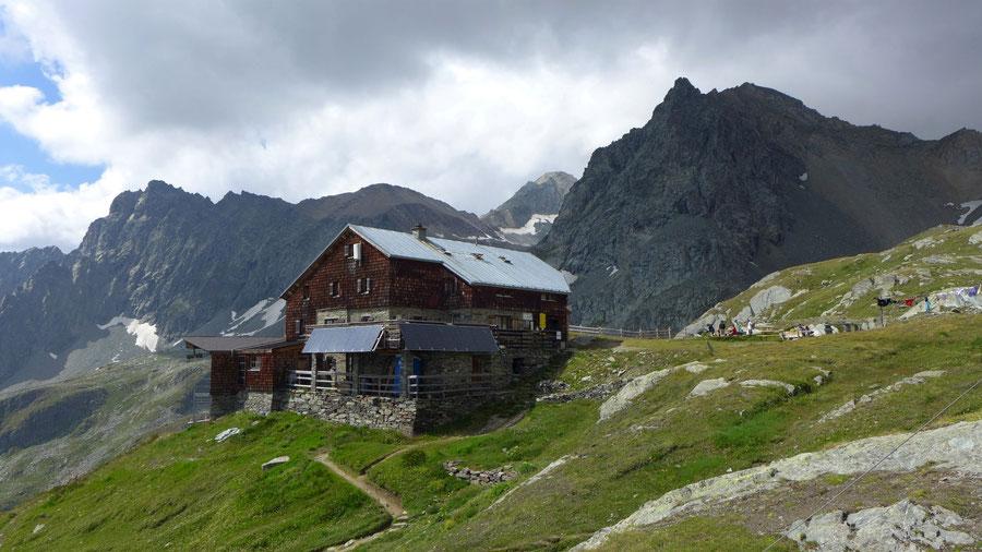 Bonn-Matreier-Hütte - Wanderung, Virgental, Venedigergruppe - 1550 Meter über'm Virgental