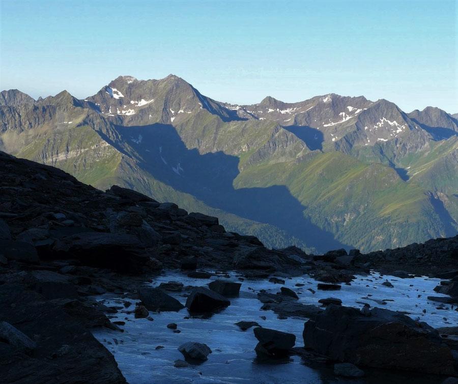 JWD Bergtouren Lasörlinggruppe - Lasörling und Stampfleskopf