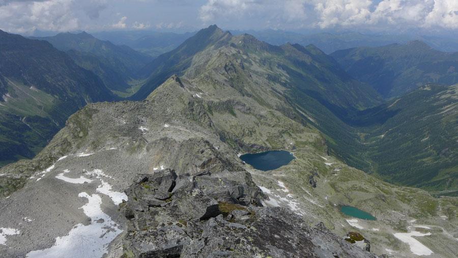 Großer Landeckkopf Südwestgrat - Salzplattensee - Bergtour, Granatspitzgruppe, Osttirol
