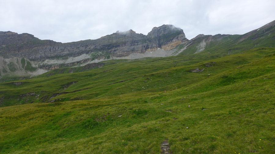 Sadnig-Höhenweg - Kleinfragant - Bergtour, Mölltaler Gletscher, Fraganter Hütte, Kärnten