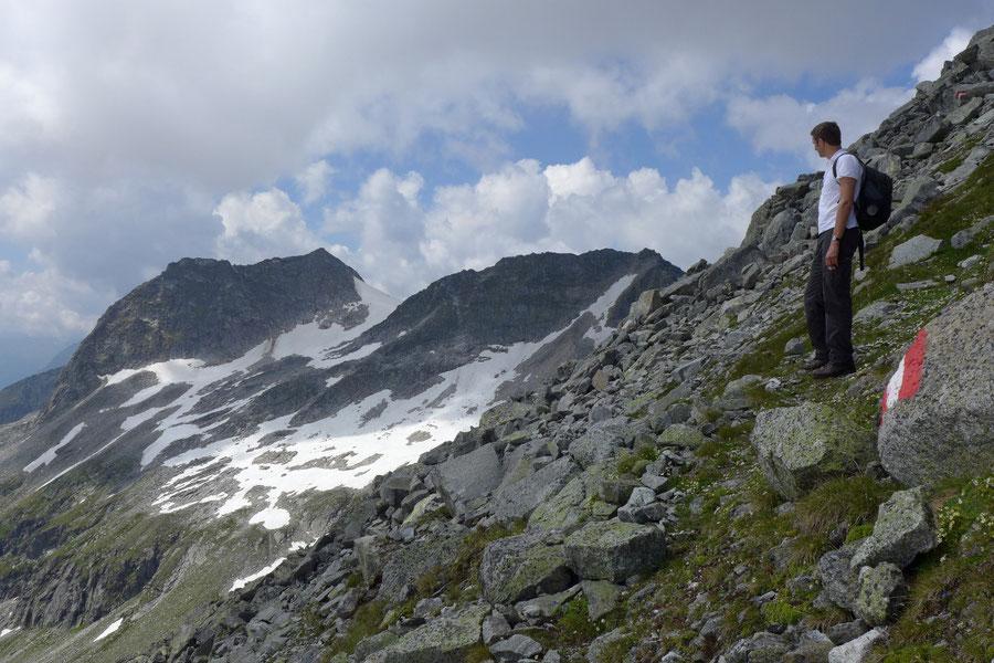 Großer Landeckkopf Südwestgrat - St. Pöltener Ostweg - Bergtour, Granatspitzgruppe, Osttirol