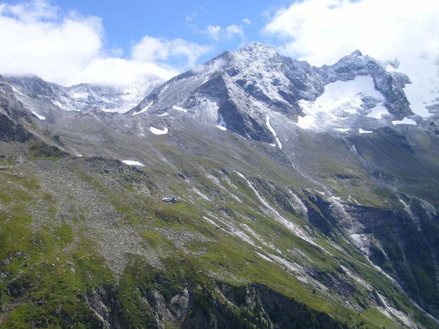 Lapenscharte - Kasseler Hütte - Wanderung Greizer Hütte - Bergtour, Zillertaler Alpen