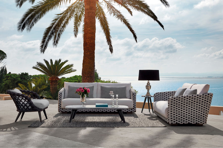 Sifas korb Outdoormöbel für Garten Hotellerie Finca günstiger kaufen Lyox kaufen online