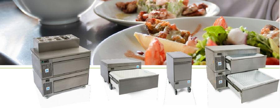 Adande Kühlgeräte für die Gastronomie und Systemgastronomie Adande kaufen günstig