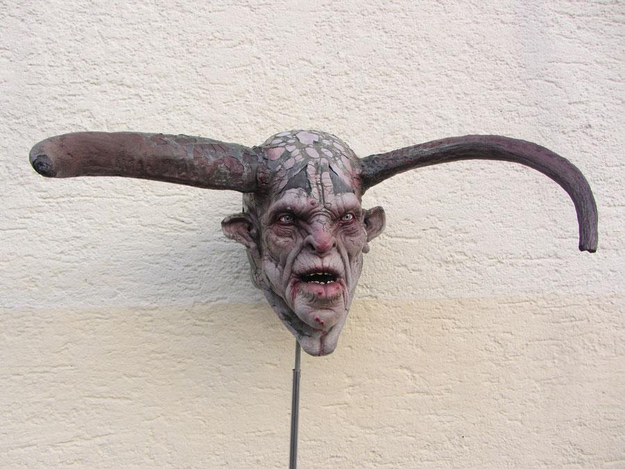 Krampus Maske