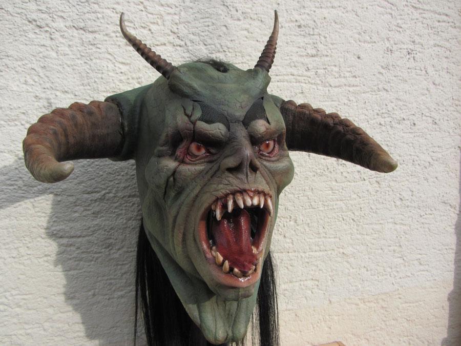 Perchten Maske