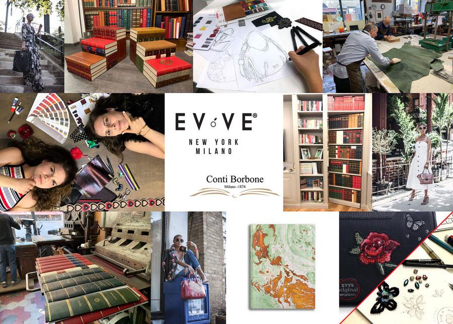 Conti Borbone - Milan Design Week 2019 - Evve Milano