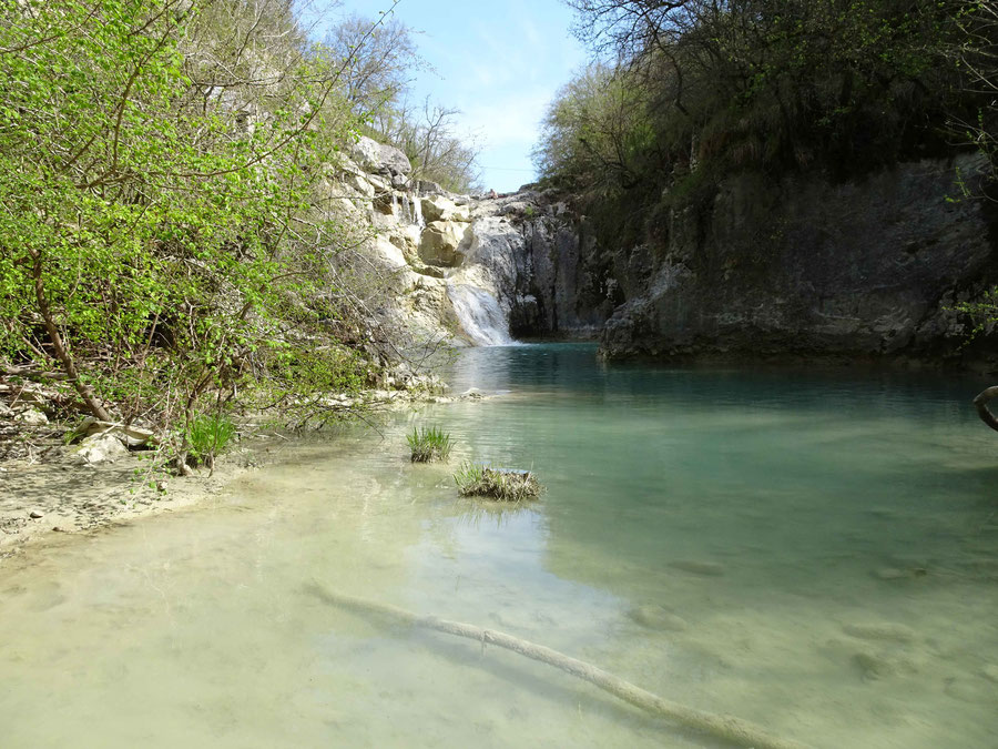 Kotli Wasserfall