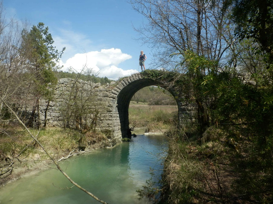 alte Steinbrücke: Napoleonov Most