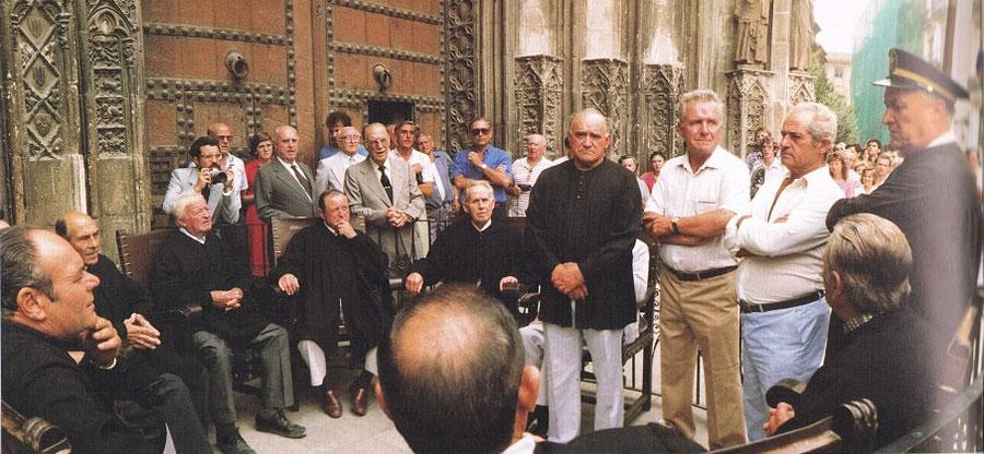 En septiembre de 2009 es designado el Tribunal de las Aguas de Valencia fue declarado Patrimonio Cultural Inmaterial de la Humanidad.