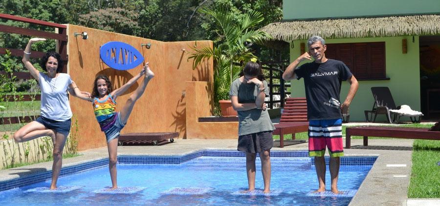 Dominical Mavi Hotel owners