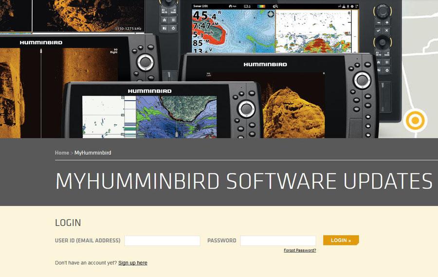 Auch wichtig für die Wartung: Ein aktueller Softwarestand