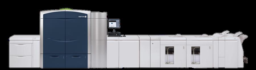 オンデマンドカラー印刷機 FUJI XEROX プロダクションカラープリンター Color 1000i Press