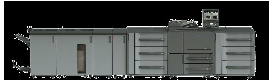 オンデマンドモノクロ印刷機 KONICA MINOLTA bizhub PRESS 1250/1052