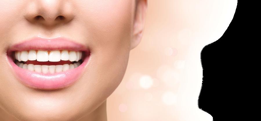 Durch unsere ästhetische Zahnbehandlung bekommen Sie weisse und schöne Zähne mit perfekter Funktionalität