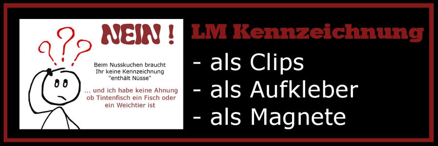 LM Kennzeichnung Restaurant