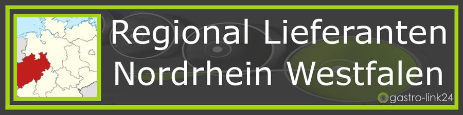 Regionale Lieferanten Nordrhein Westfalen