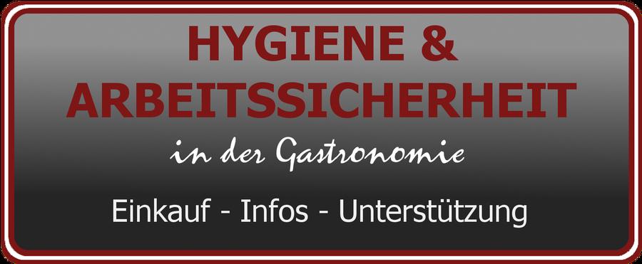 Hygiene Unterweisung Gastronomie