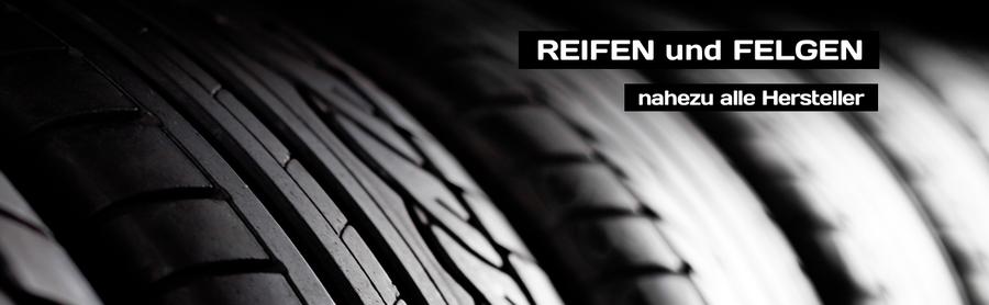 Reifen und Felgen Autoteile Bauer