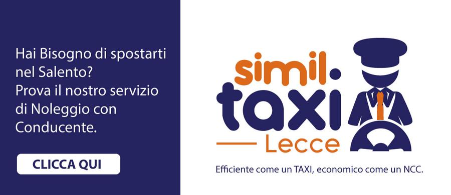 Simil Taxi Stazione Lecce