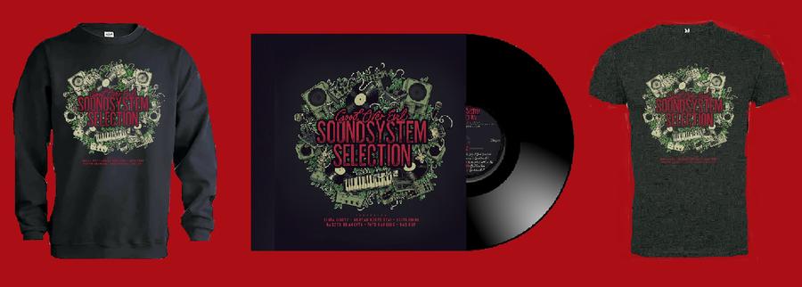 sound system reggae vinyl