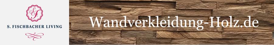 Onlineshop - Wandverkleidung aus Holz