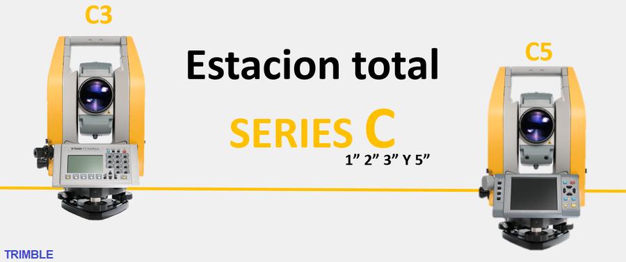 Estacion total c series C3 C5 Trimble