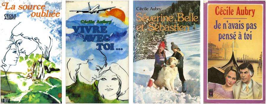 Livres de Cécile Aubry