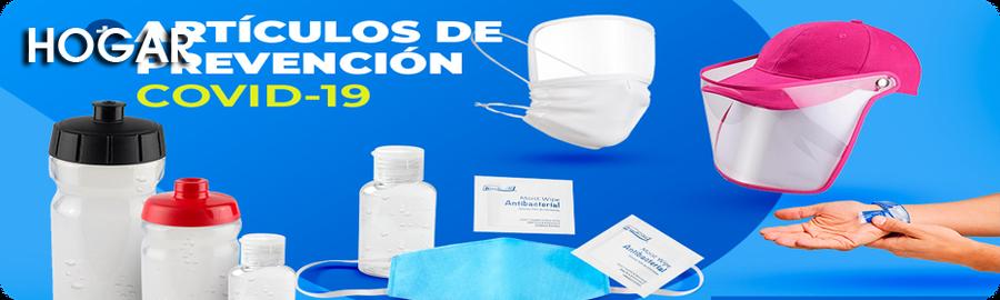 Articulos prevencion, articulos covid-19, articulos de salud, gel antibacterial, Promocionales Alexa