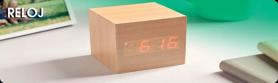 reloj promocional, reloj publicitario, reloj con logotipo, reloj personalizado, Promocionales Alexa