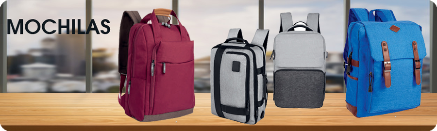 mochilas promocionales, mochilas publicitarias, mochilas personalizadas, mochilas con logotipo, Promocionales Alexa