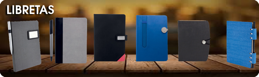 Libreta personalizada, Libreta Promocional, Libreta Publicitaria, Libreta con logotipo, promocionales alexa