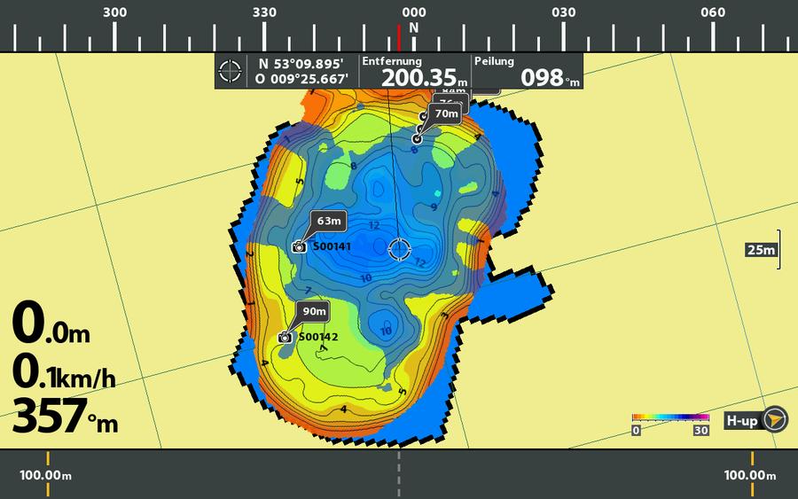 Step by Step zur eigenen Gewässerkarte mit AUTOCHART LIVE