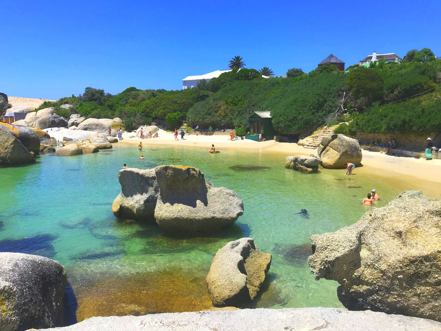 Cape Town's best swimming beaches