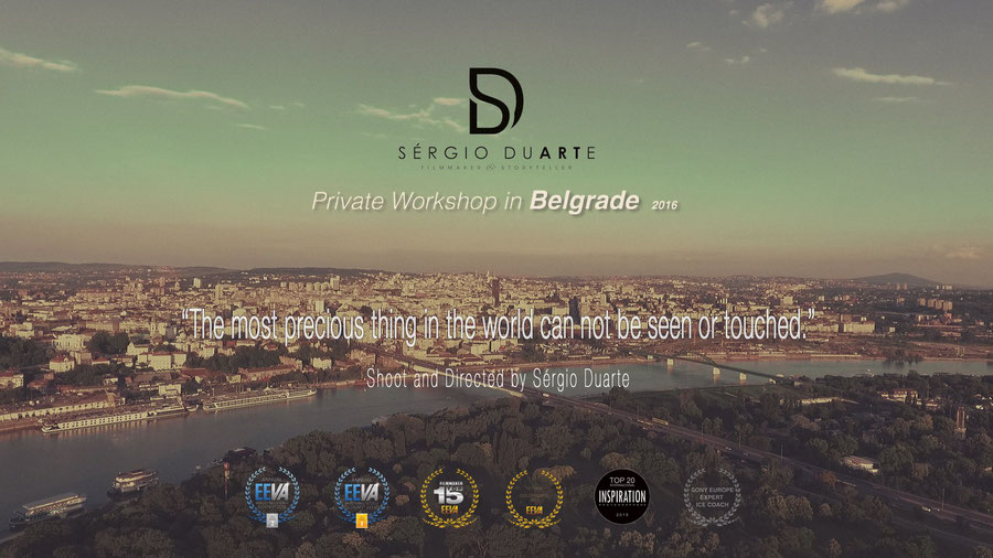 Sergio Duarte Belgrade Private Workshop