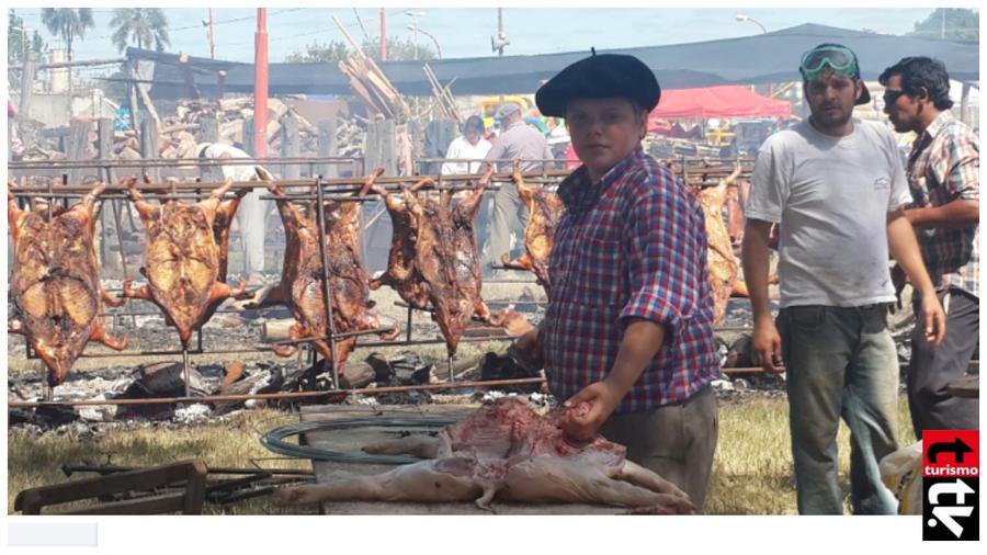 Buenos Aires Provincia: Agenda Turismo Lechonada en Navarro