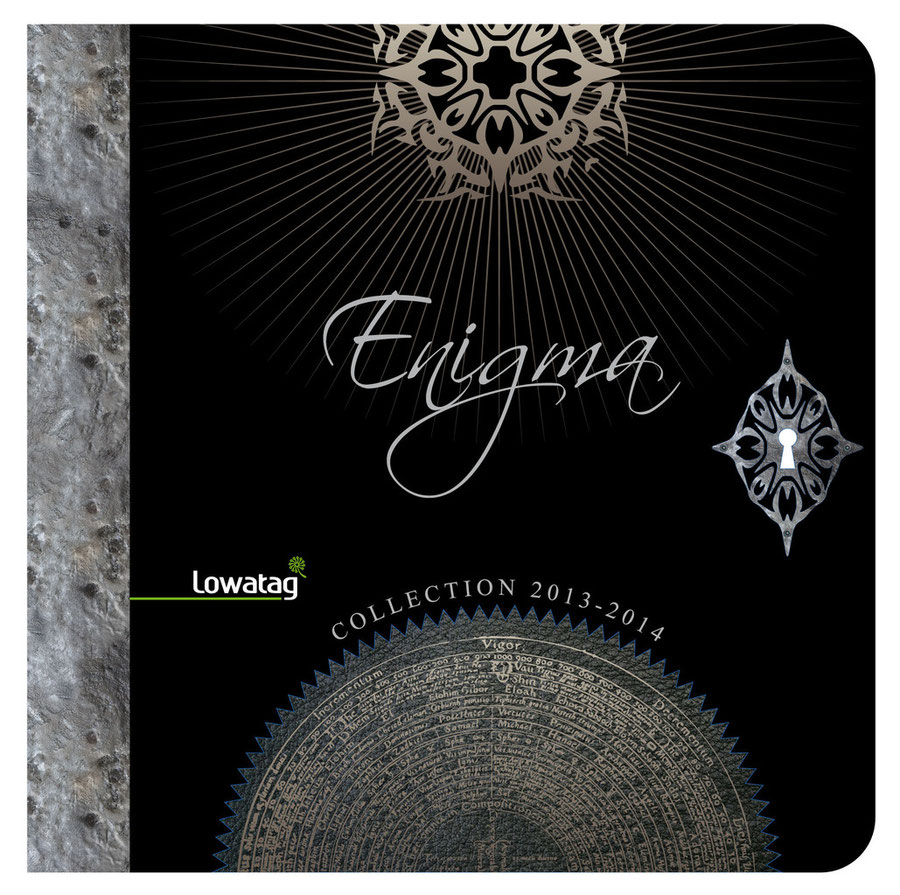 ENIGMA COLLECTION LABELS COVER