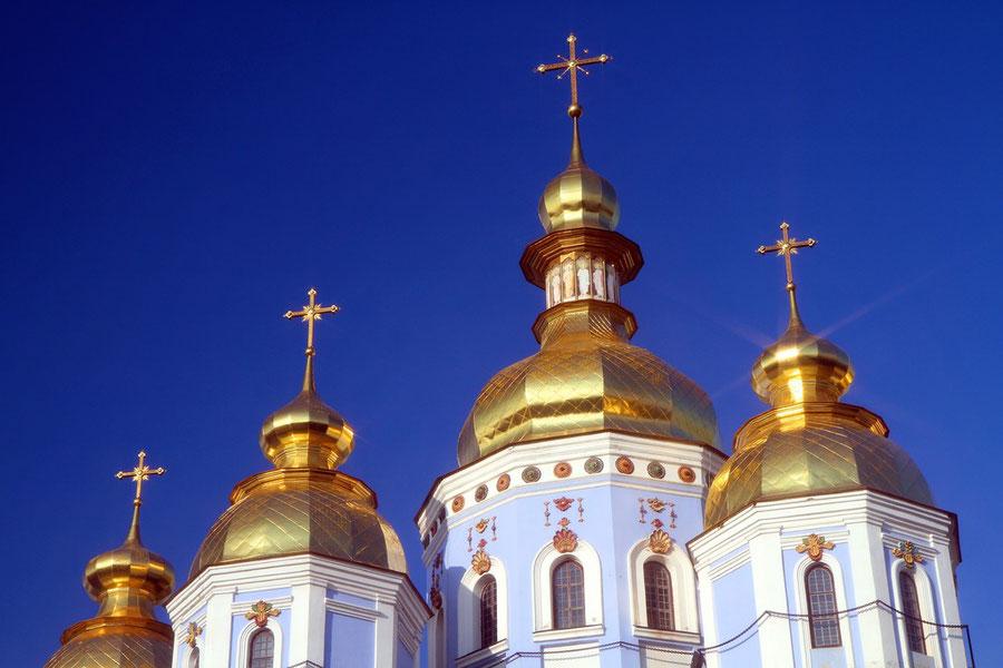 Kiew: Kloster St. Michael