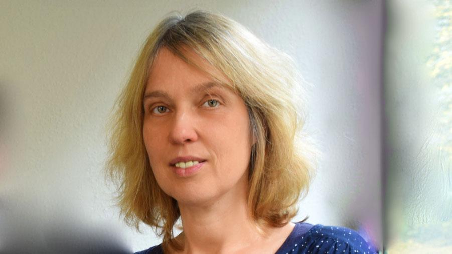 Nicole Münster ist Ansprechpartnerin für die Sportlerehrung