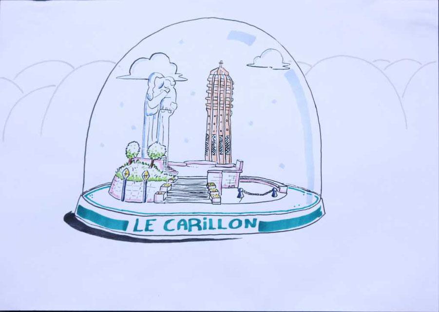 Prix de la Ville de MIRIBEL : 1er jeune (-17ans) : Alexis MATILE - Miribel