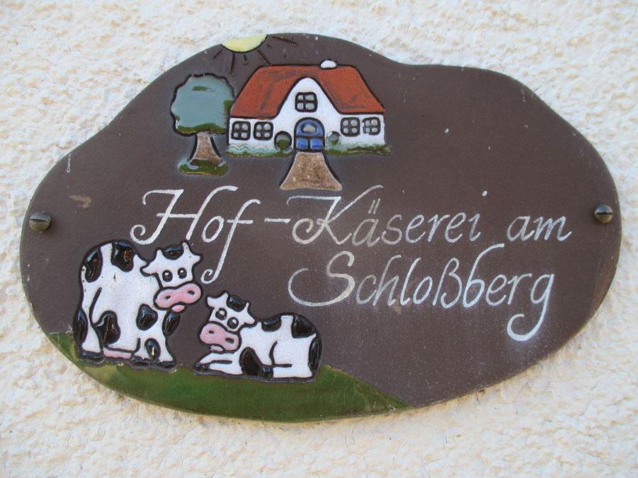 Kleine und sehr feine Hof-Käserei in Gammelsbach
