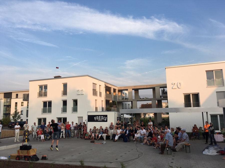 by Katharina Georgi, Neue Westfälische 11.09.2017