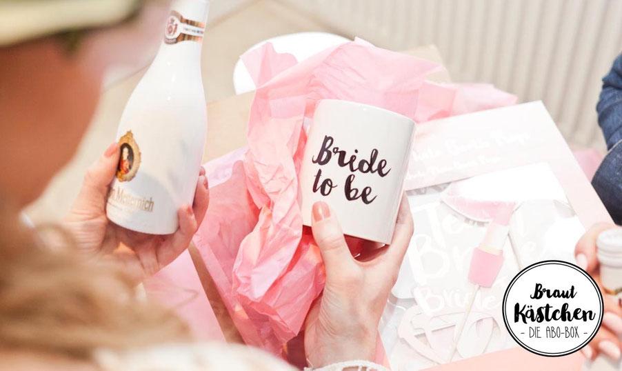 Philosophy Love, Hochzeitsblog, Das Brautkästchen, XXL-BridalpartyBox