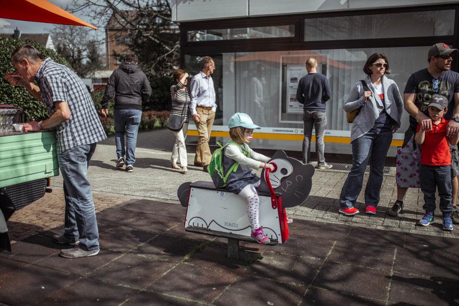Kaarst Ostermarkt, Kaarst, Markt, Neumarkt, Marktplatz, Veranstaltung, Veranstaltungsfotos, Rathaus, Stadt Kaarst, Stadtmitte, Reportage, Reportagefotografie, Veranstaltungsfotografie