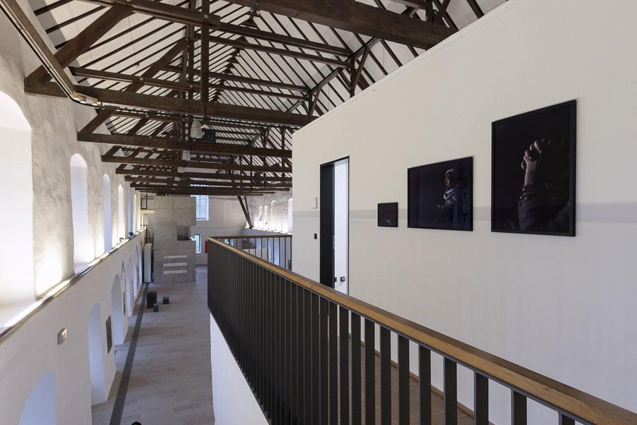 """Ausstellungsansicht 2018 """"Kunst in der Region 2018"""", DA, Kunsthaus Kloster Gravenhorst, Hörstel (Foto: Angela von Brill)"""