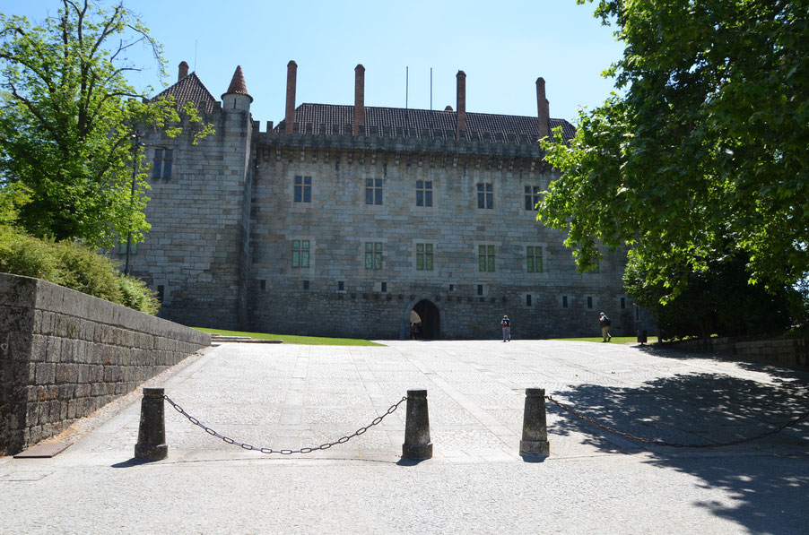 The Braganza Palace of the Dukes